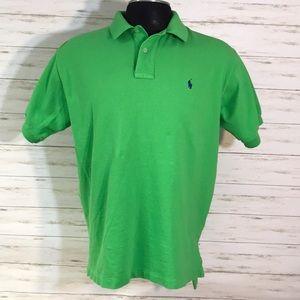 Polo Ralph Lauren Green Shirt Size Large